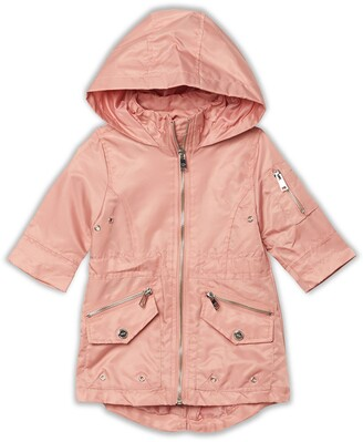 Urban Republic Poly Twill Anorak Jacket