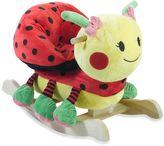 RockabyeTM Lulu Ladybug Musical Rocker