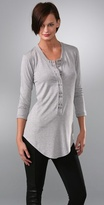 Bop Basics Keep Me for Bop Basics Henley Tunic