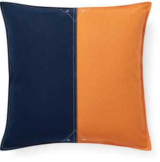 Lauren Ralph Lauren Casey Color-Block Throw Pillow Bedding