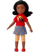 Madame Alexander Kenya Travel Friends Doll