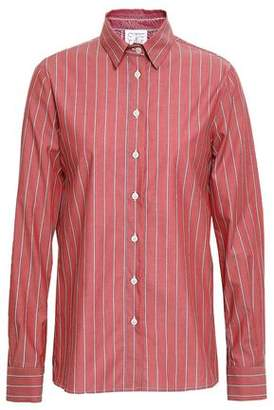 Stella Jean Striped Cotton-poplin Shirt