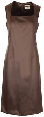 Bottega Veneta Sleeveless Sheath Dress