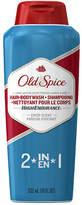 Old Spice High Endurance Men's Hair and Body Wash Crisp