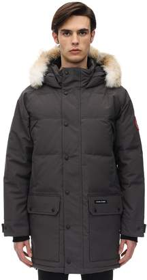 Canada Goose Emory Down Parka W/ Fur Trim