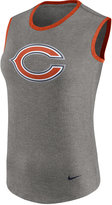 Nike Women's Chicago Bears Standard Tri Tank
