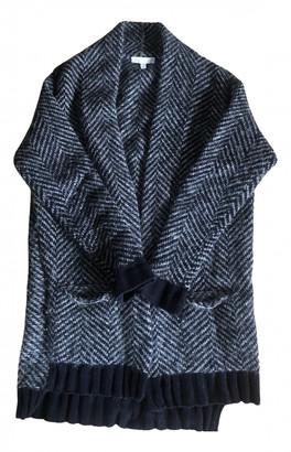 Nicole Farhi Black Wool Knitwear