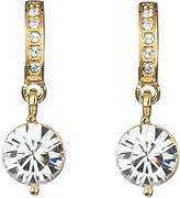 Finesse Swarovski Crystal Drop Earrings