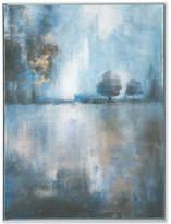 Uttermost Framed Canvas Lake at Dusk Wall Art