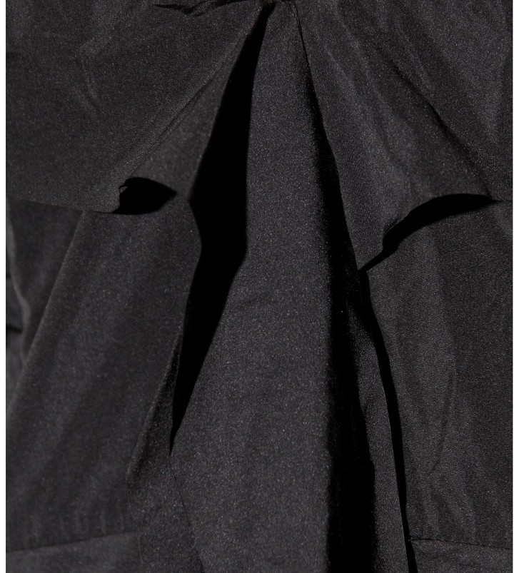 Acne Studios LILLIAN TAFFETA DRESS
