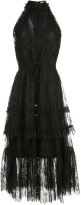 Alexis Magdalina lace dress