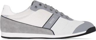 HUGO BOSS Glaze low-top sneakers