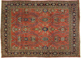 One Kings Lane Vintage Antique Mahal Carpet, 8'9' x 10'3