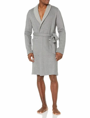 Hanro Men's Neo Reversible Robe