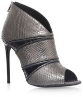 Tom Ford Zipped Snakeskin Booties