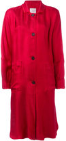 Forte Forte panelled sleeve coat