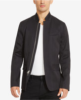 Kenneth Cole Reaction Men's Zip-Front Blazer
