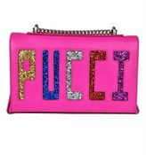Emilio Pucci Glitter Shoulder Bag