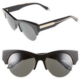 Victoria Beckham 58mm Retro Sunglasses