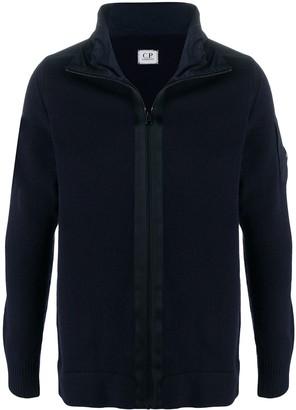 C.P. Company Zip Up Sweatshirt