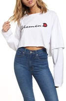 Drifter Women's Filius Vitamin D Crop Sweatshirt
