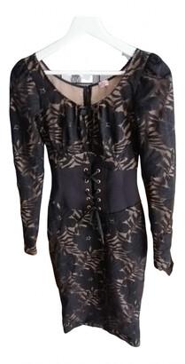 Agent Provocateur black Lace Dresses