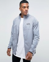 Under Armour Warm-up Jacket In Grey 1248452-035