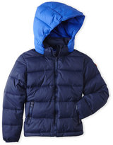save the duck (Boys 4-7) Giga Hooded Coat
