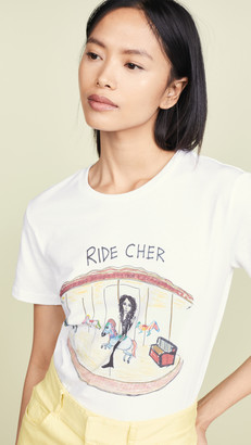 Unfortunate Portrait Ride Cher T-Shirt