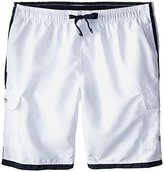 U.S. Polo Assn. Men's Big and Tall Side Striped Basic Cargo