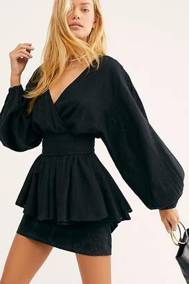 The Endless Summer Best Loved Blouse by at Free People