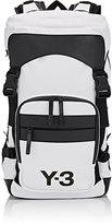 Y-3 Men's Ultratech Backpack-WHITE