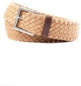 Tommy Bahama Men's Braided Cotton Belt