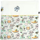 Fendi Printed Doubled Cotton Jersey Blanket
