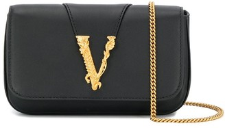 Versace Virtus evening bag