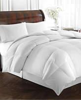 Lauren Ralph Lauren Heavyweight White Goose Down Twin Comforter, 500 Thread Count 100% Cotton Cover Bedding