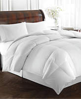 Lauren Ralph Lauren Heavyweight White Goose Down Twin Comforter, 500 Thread Count 100% Cotton Cover