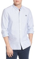 Fred Perry Men's Stripe Oxford Shirt