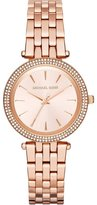 Michael Kors Women's 33mm Steel Bracelet Case Quartz Analog Watch Mk3431