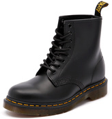 Dr. Martens 1460 8 Eye Boot Black Smooth