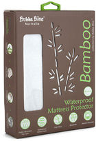 NEW Bubba Blue Bamboo Bassinet Mattress Protector