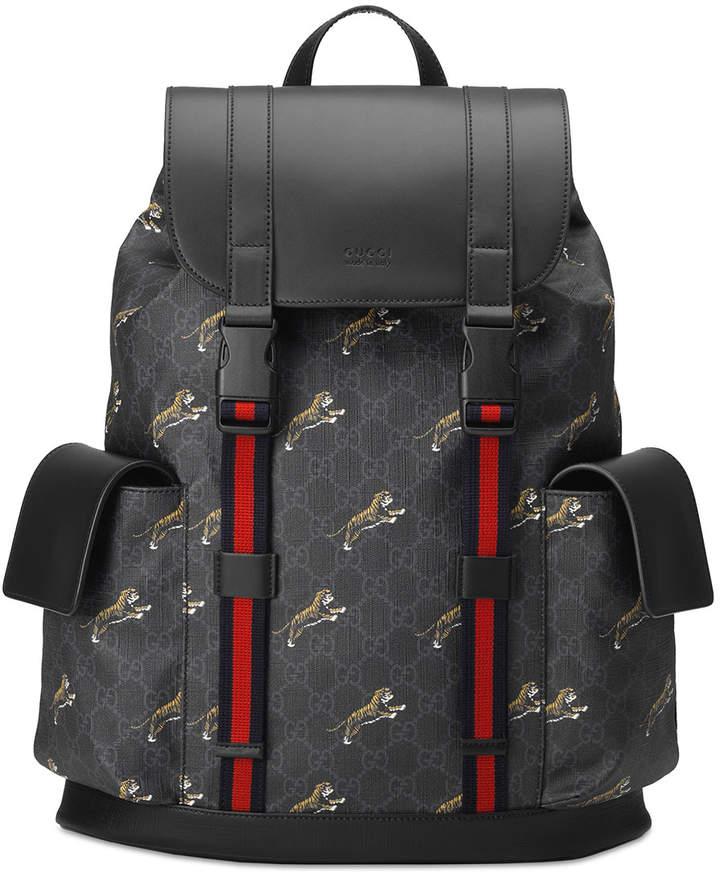 1352623fe81f0c Gucci Men's Backpacks - ShopStyle