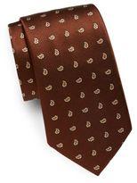 Eton Italian Silk Paisley Tie