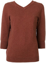 Etoile Isabel Marant Kizzy pullover - women - Cotton/Wool - 36