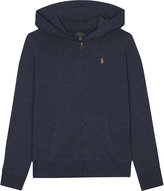 Ralph Lauren Zip-through hoody 6-14 years