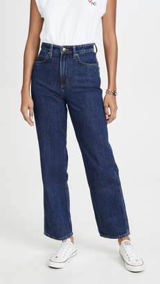 Lee Vintage Modern High Rise Relaxed Stovepipe Jeans