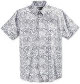 American Rag Men's Printed Short-Sleeve Shirt, Only at Macy's