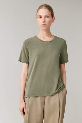 Cos SMOOTH JERSEY T-SHIRT