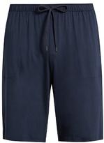 Derek Rose Basel jersey pyjama shorts