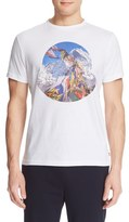Moncler Men's 'Tibetan Flags' Graphic T-Shirt